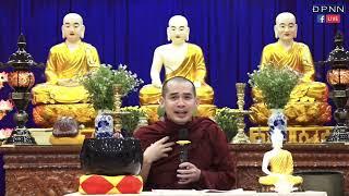 Livestream:  ĐAI KINH PHÁP HÀNH ( Mahdhammasamdna Sutta ) - 09/05/2019.