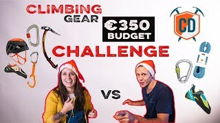 Christmas Climbing Gear €350 Budget Challenge | Climbing Daily Ep.1548 by EpicTV Climbing Daily