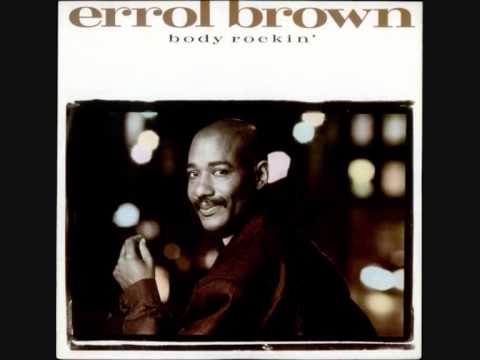 ERROL BROWN - body rockin'