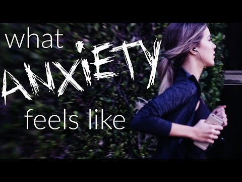 What Having Anxiety Feels Like
