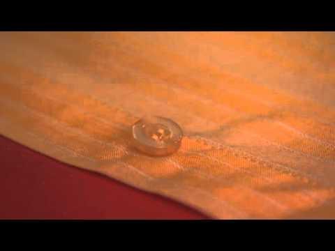 Video: Žehlicí prkno a schůdky 2 v 1 Jata 848 SCC, červená/černá
