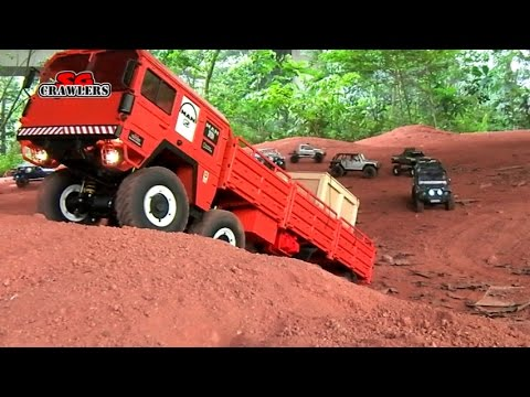 offroad RC 4x4
