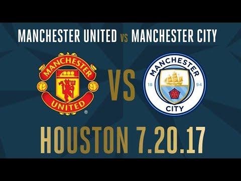 FULL MATCH! MANCHESTER UNITED vs MANCHESTER CITY 2-0 International Champions Cup 21 07 2017