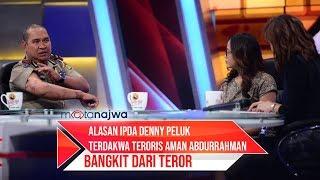 Video Mata Najwa Part 1 - Bangkit dari Teror: Alasan Ipda Denny Peluk Terdakwa Teroris Aman Abdurrahman MP3, 3GP, MP4, WEBM, AVI, FLV Agustus 2018
