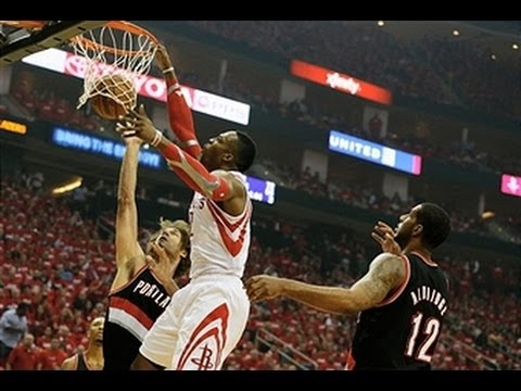 Dwight Howard's 1st Quarter Dunkfest!