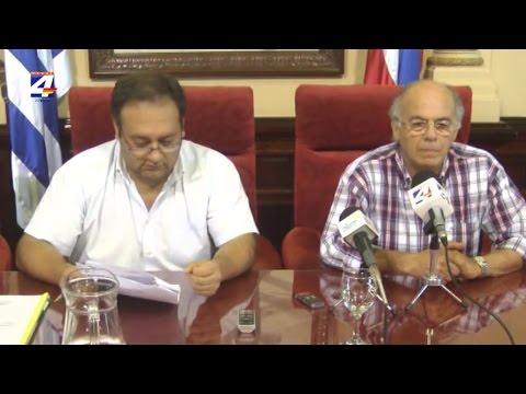 CARU e Intendencia firmaron convenio con el objetivo de mitigar los efectos del cambio climático