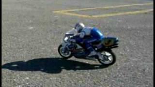 Kyosho Honda NSR 500 R/C Motorcycle