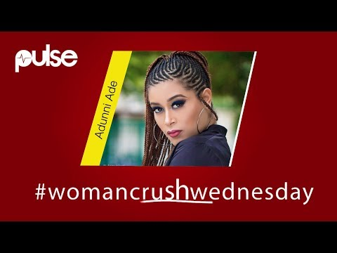 Adunni Ade Is So Beautiful You Have to Look at Her Twice | #WomanCrushWednesday  | Pulse TV