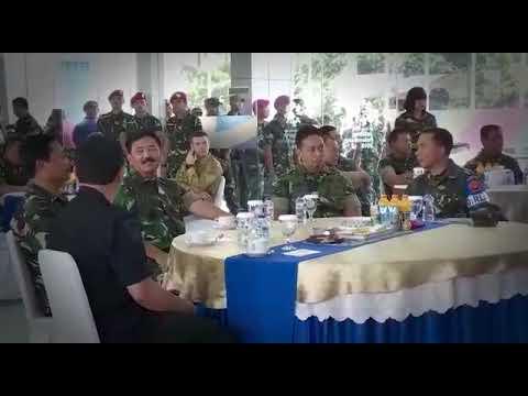TNI Jamin Pelaksanaan Pemilu 2019 Aman