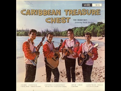 The Merrymen - Caribbean Treasure Chest - Full LP(s)