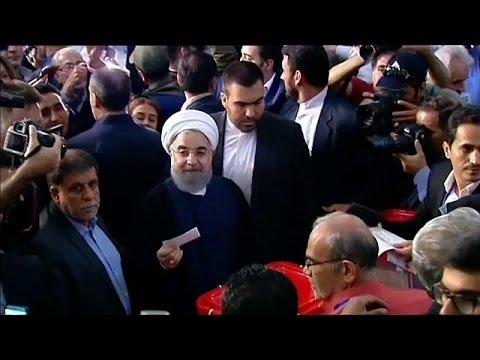 Ιράν: Μπροστά ο Ροχανί
