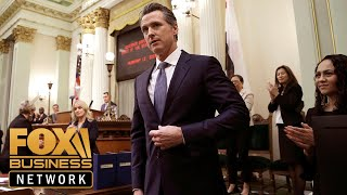 California Gov. Newsom asks Trump to help with homelessness crisis
