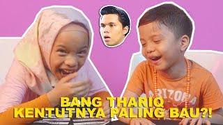 Video KOCAK! Jawab Kompak Bang Thariq Kentutnya Paling Bau! Ft. Baby Qahtan #YangPalingChallenge MP3, 3GP, MP4, WEBM, AVI, FLV Maret 2019