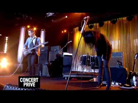 Concert privé de The Kills Live No Wow