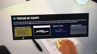 Escreva nos comentários uma das 3 equipes para continuar a nossa série do F1 2016.