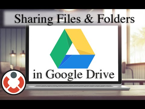 Video Google Drive Tutorial - Sharing Files and Folders [How to] download in MP3, 3GP, MP4, WEBM, AVI, FLV January 2017