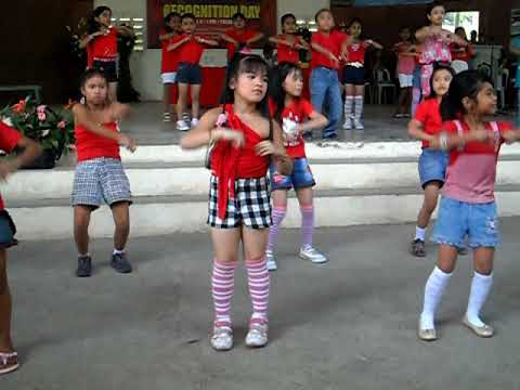Waka Waka Dance By Selected Grade 2 Pupils Of Bongbongon