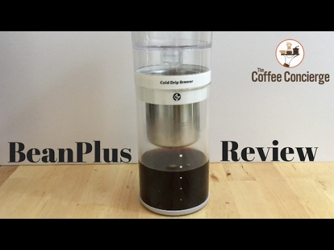 BeanPlus Slow Drip Cold Brew Coffeemaker Review