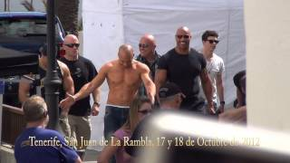 Nonton Fast And Furious 6 Vin Diesel Y The Rock En Tenerife  Octubre 2012 Film Subtitle Indonesia Streaming Movie Download