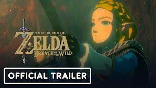 The Legend of Zelda: Breath of the Wild Sequel Official Announcement Trailer - E3 2019