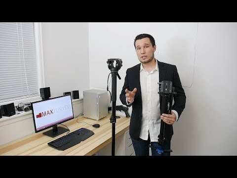 Benro VS Manfrotto Fluid Monopod Comparison - Which one should you buy?