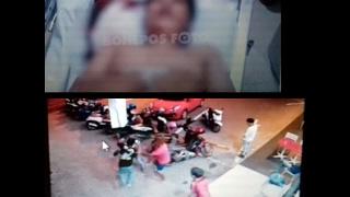 Video Penikaman dan pembunuhan yang terekam cctv depan kfc inul vizta bone beserta berita dan penyebabnya MP3, 3GP, MP4, WEBM, AVI, FLV Mei 2018
