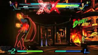 Nemesis vs. Dr. Strange #2
