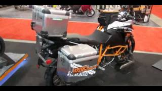 8. 2014 KTM 1190 Adventure R Accessorized Walkaround