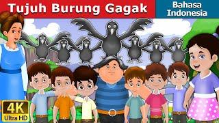 Video Tujuh Burung Gagak | Dongeng anak | Kartun anak | Dongeng Bahasa Indonesia MP3, 3GP, MP4, WEBM, AVI, FLV Januari 2019