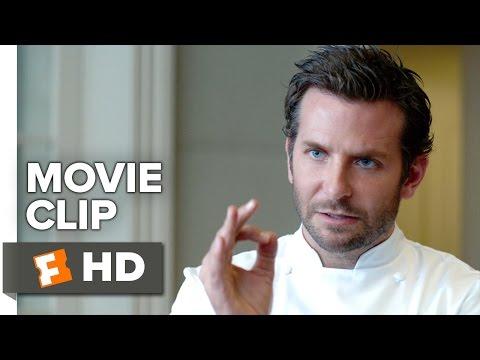 Burnt Movie CLIP - Michelin Inspectors (2015) - Bradley Cooper, Daniel Brühl Movie HD
