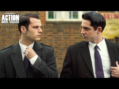 THE RISE OF THE KRAYS Official Trailer [Action Thriller] HD