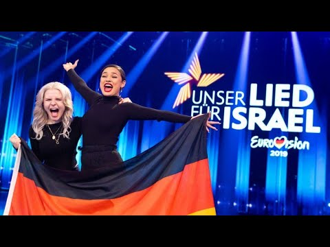 S!isters vertreten Deutschland beim ESC in Tel Aviv