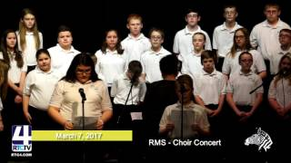 RMS Spring Choir Concert