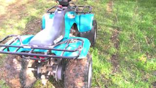 4. Suzuki Quadrunner 160 Walkaround