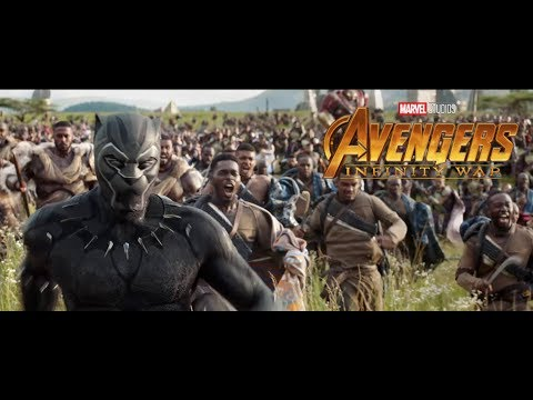 Wakanda Revisited | Marvel Studios' Avengers: Infinity War (видео)