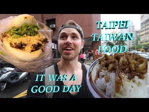 MASSIVE TAIWANESE BREAKFAST - Food EUPHORIA in Taipei, TAIWAN - Thời lượng: 24 phút.