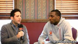 P.J. Hairston - 2011 McDonald's All American Game (Interview & Practice Highlights)