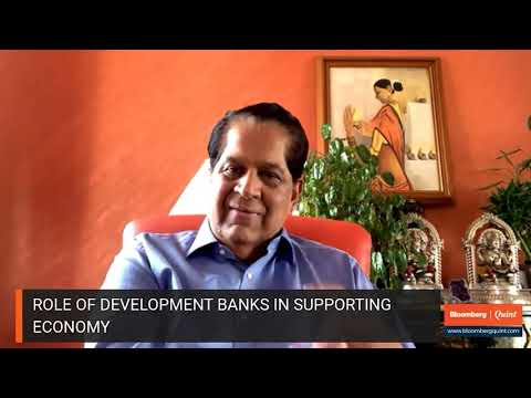 KV Kamath: India May Need To Reconsider A Development Finance Institution
