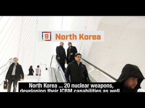 Top Risks 2017: Risk 9 - North Korea