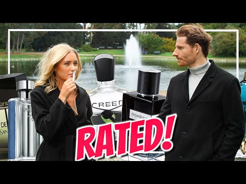 MOST COMPLIMENTED MEN'S FRAGRANCES RATED! Girls reactions