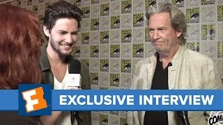 Ben Barnes And Jeff Bridges Comic-Con 2013 Exclusive Interview | Comic Con | FandangoMovies