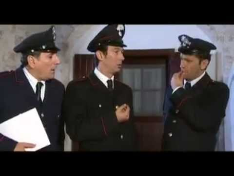mudù - carabinieri - il ricercato - barzelletta