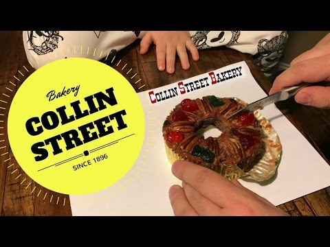 Collin Street Bakery Orginal Fruit Cake starred in Hollywood Godfather movie