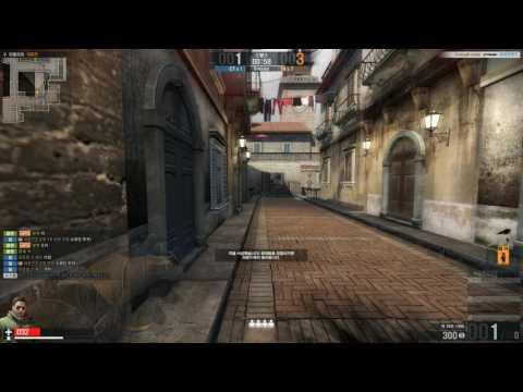 CSO2 스텔스 9라운드 영상