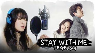 [TAGALOG] Stay With Me-Chanyeol & Punch (Goblin  도깨비 OST) by Marianne Topacio Video