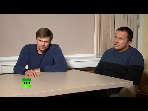 Ρωσία: Tαυτοποιήθηκε και δεύτερος ύποπτος για την απόπειρα δολοφονίας Σκριπάλ…