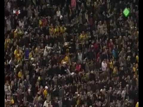 Campaña 2008-2009 de NAC Breda con Amoah