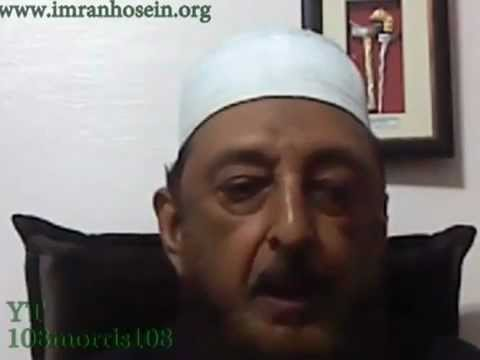 Dajjal's Warriors Are Dancing To Some Surreptitious String Pullers Sheikh Imran Hosein Part 1