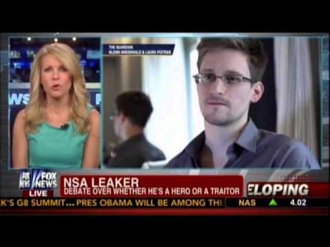 Edward Snowden (NSA Leaker): Hero or Traitor?