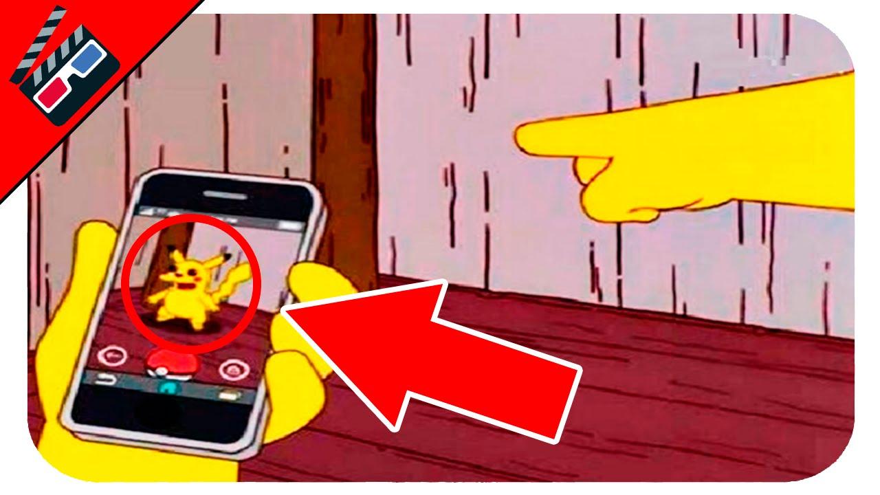 Os Simpsons previram Pokémon GO? É verdade?